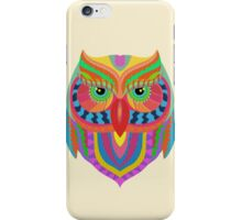 Awesome Owl Pattern 2 iPhone Case/Skin