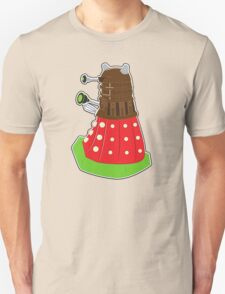 Chocolate Covered Strawberry Dalek T-Shirt