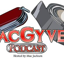 The MacGyver Podcast Logo by MacJackson