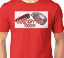 The MacGyver Podcast Logo Unisex T-Shirt