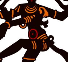 shiva indian god Hindu Sticker