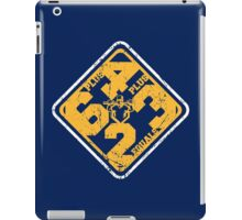 6+4+3=2 Part 2 iPad Case/Skin