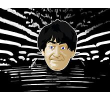 Doctor Who - Second Doctor Intro Photographic Print