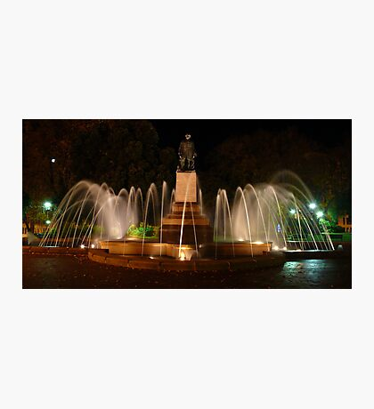 Franklin Square Photographic Print