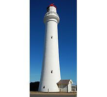 Airies inlet lighthouse Photographic Print