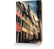 Heidelberg, Germany Greeting Card