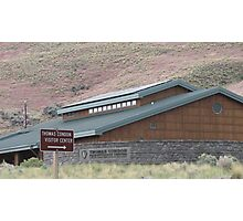 Thomas Condon Paleontology Center Photographic Print