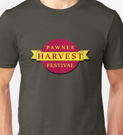 Pawnee Harvest Festival Unisex T-Shirt