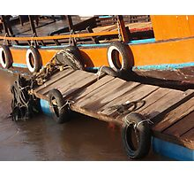 On the Mekong Delta Photographic Print