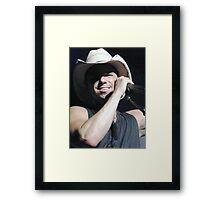 Kenny Chesney May 22, 2009 Framed Print
