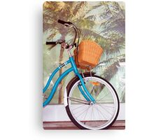 Byron Bicycles Canvas Print