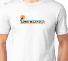 Long Island - New York. Unisex T-Shirt