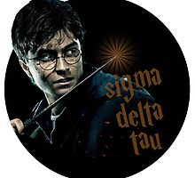 sigma delta tau // harry potter by Allie Gold