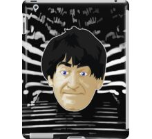 Doctor Who - Second Doctor Intro iPad Case/Skin