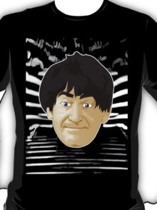 Doctor Who - Second Doctor Intro T-Shirt