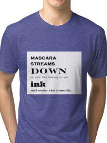 girl ink Tri-blend T-Shirt