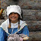 Kirie as a pioneer by Jan  Tribe
