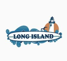 Long Island - New Yokr. T-Shirt