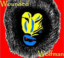 """Wounded Wolfman"" by ButtUglyCrazy"