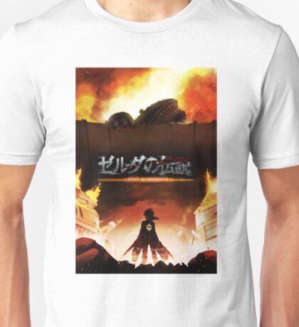 Attack on Imprisoned Unisex T-Shirt