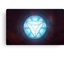 Arc Reactor(Tony Stark) Canvas Print