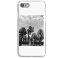 Palm Tree View iPhone Case/Skin