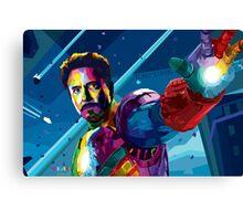 Stark In Color  Canvas Print