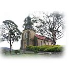 St. John Catholic Church - Richmond Tasmania - 1835. by PaulWJewell