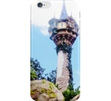 Tangled Tower in Disney World iPhone Case/Skin