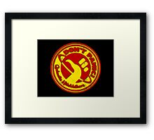 Galactic Hitchhikers 2K15 Framed Print