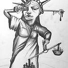 Liberty nooooo! by Andrew Hennig