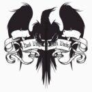 Dark Wings, Dark Words by angrybarista