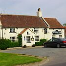 Blacksmiths Arms - Flaxton. by Trevor Kersley