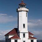 Port Wilson Lighthouse by Stacey Lynn Payne