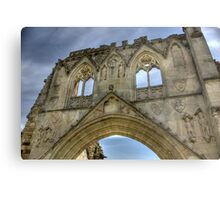 Kirkham Abbey   -  North Yorkshire Metal Print