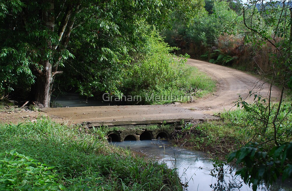 Little Bridge by Graham Mewburn