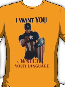 Language  T-Shirt