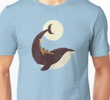The Giraffe and the Whale Unisex T-Shirt