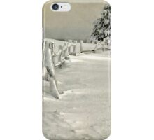 Mother Nature's Christmas Tree iPhone Case/Skin