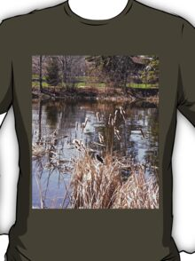 Reeds n the river T-Shirt