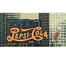 Pepsi Photographic Print