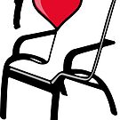 I love I heart chair quote sayings  by SofiaYoushi