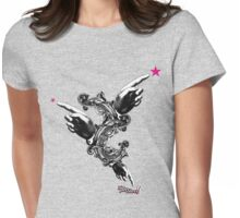 Follow your star ! Womens Fitted T-Shirt