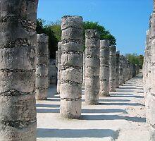 Chichen Itsa  ancient Mayan City   -  Mexico by 29Breizh33