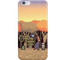 Over the Garden Pixel iPhone Case/Skin