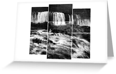 Iguazu Falls by Lorenzo Castello