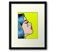 Youth Knows No Pain Framed Print
