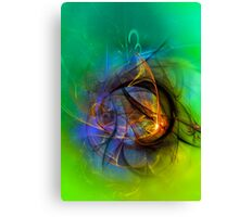One Warm Feeling Canvas Print