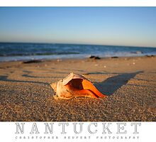 Nantucket Island Poster by Christopher Seufert