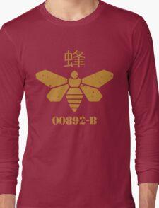 Methylamine Bee Breaking Bad Long Sleeve T-Shirt